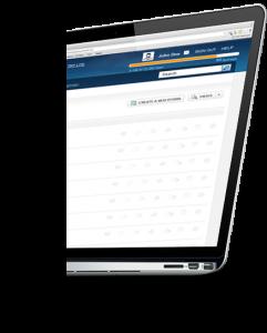 FilesAnywhere User Interface