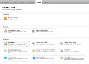 FilesAnywhere Tools