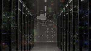 Data Room Server Rack
